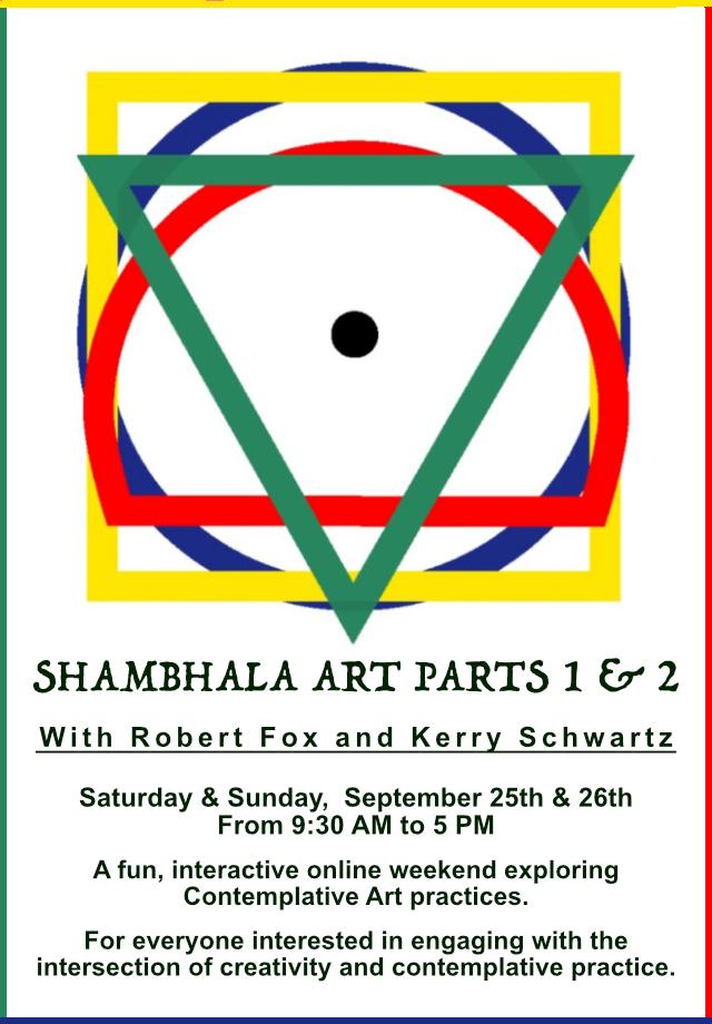 Shambhala Art Parts 1 and 2